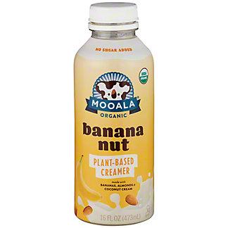 Mooala Creamer Banana Nut, 16 oz
