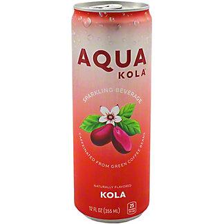 Aqua Kola Sparkling Kola, 12 oz