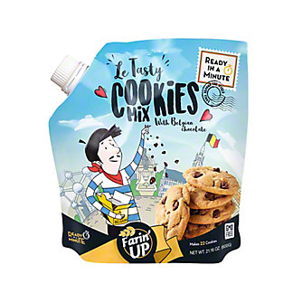 Farinup Le Tasty Cookie Mix, 21.16 oz