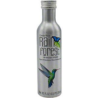 Rain Forest Artesian Water, 8.5 oz
