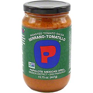 Papalote Serrano Tomatillo Salsa, 15.75 oz