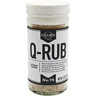 Lillies Q Q-Rub, 3.25 oz
