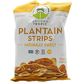 Artisan Tropic Naturally Sweetened Plantain, 4.5 oz