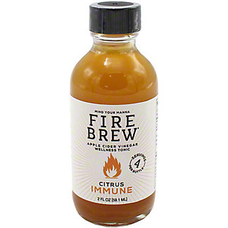 Fire Brew Fire Brew Citrus Immune Shot, 2 OZ