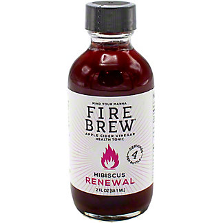 Fire Brew Fire Brew Hibiscus Renewal Shot, 2 OZ