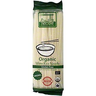 Foodle Noodle Organic White Rice Noodle, 7.7 oz