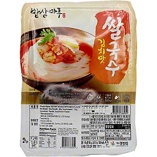Kimnori Rice Noodle - Kimchi, 92 g