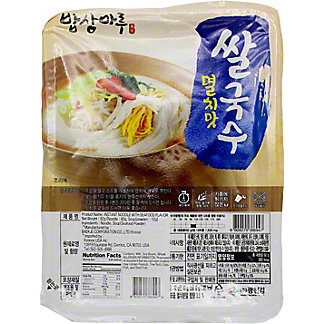 Kimnori Rice Noodle - Anchovy, 92 g