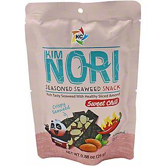 Kimnori Sweet Chile Almond Seaweed, .88 oz