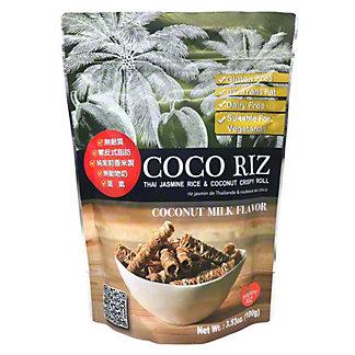 Coco Riz Coconut Milk Crispy Roll, 100 g