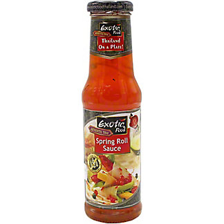 Exotic Food Spring Roll Sauce, 250 mL