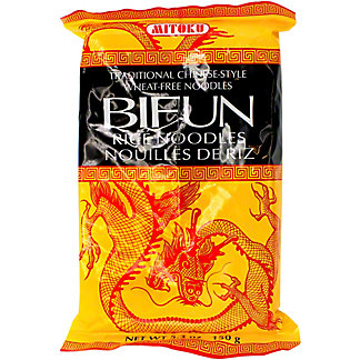 Mitoku Bifun Rice Noodles, 5.3 oz