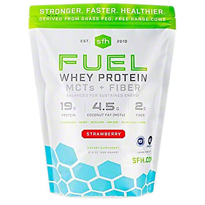 SFH Fuel Whey Protein Strawberry , 960 g
