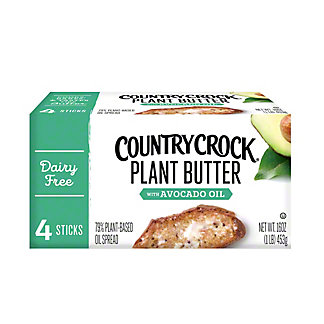 Country Crock Plant Butter with Avocado Oil Sticks, 16 oz