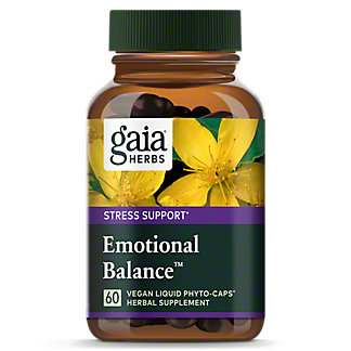 Gaia Herbs Mood Uplift, 60 ct