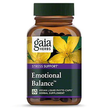 Gaia Herbs Mood Uplift, 60 ct