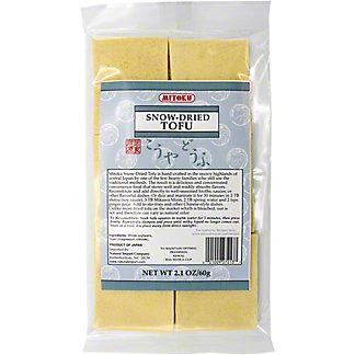 Mitoku Snow-dried Tofu, 2.1 oz