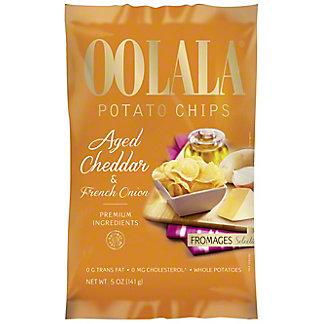 Oolala Cheddar & Onion Potato, 5 oz