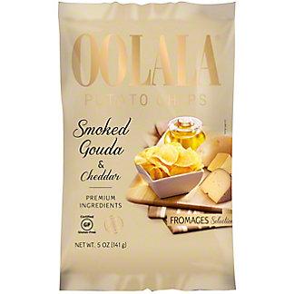 Oolala Smoked Gouda & Cheddar, 5 oz