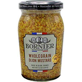 Bornier Wholegrain Dijon Mustard, 7.4 OZ