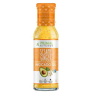 Primal Kitchen Sesame Ginger Vinaigrette, 8 OZ