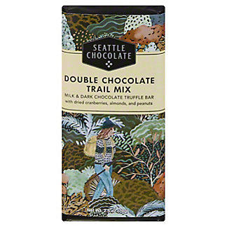 Seattle Chocolates Hikers Trail Mix Bar, 2.5 oz