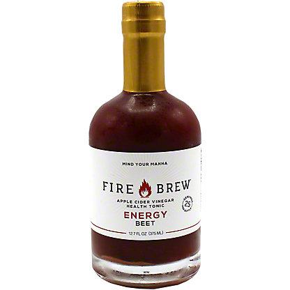 Fire Brew Beet Energy, 12.7 OZ