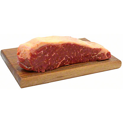 New Zealand Grass Fed Wagyu Natural Beef New York Strip Steak, ea