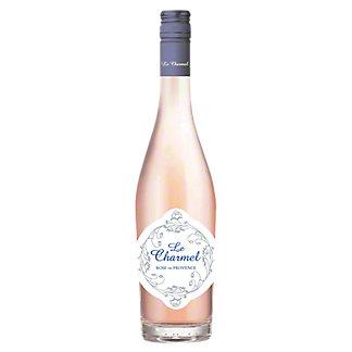 Le Charmel Cotes De Provence Rosé, 750 mL