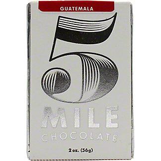 5 Mile Guatemala Chocolate, 2 oz