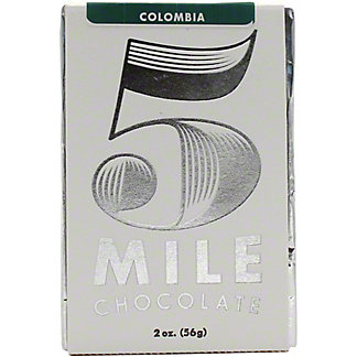 5 Mile Colombia Chocolate, 2 oz