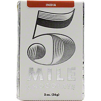 5 Mile India Chocolate, 2 oz