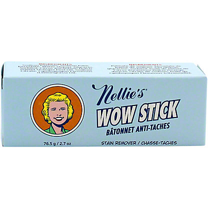 Nellie's Wow Stick Stain Remover, 2.7 oz