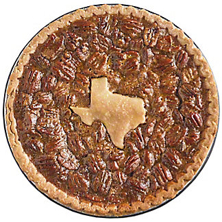 Central Market Texas Pecan Pie, 10 in, Serves 8-10