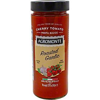 Agromonte Roasted Garlic Pasta Sauce, 20.4 oz