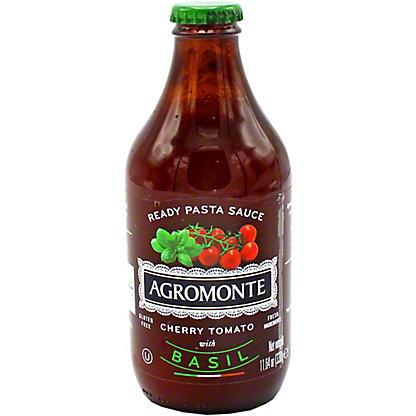 Agromonte Tomato Pasta Sauce With Basil, 11.64 oz