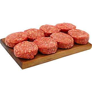 Central Market New Zealand Grass Fed Wagyu 85% Lean Beef Sliders, LB