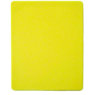 Architec Original Gripper Cutting Board Yellow, 8 X 11