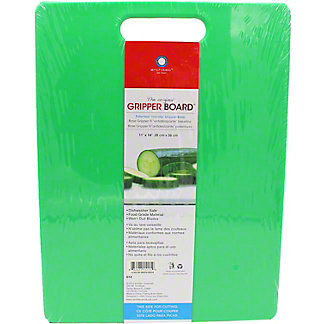 Architec Green Original Gripper Cutting Board, 11X14 in