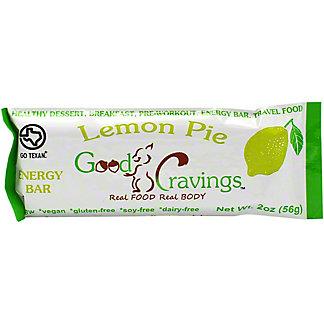 Good Cravings Lemon Pie Bar, 56 g