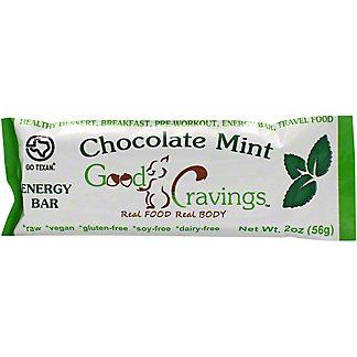 Good Cravings Chocolate Mint Bar, 56 G