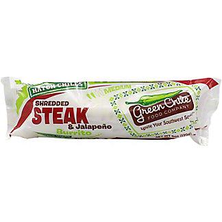 Green Chile Food Green Chile Steak Jalapeno Burrito, 6 oz