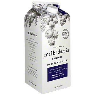 Milkadamia Original Macadamia Milk, 64 OZ