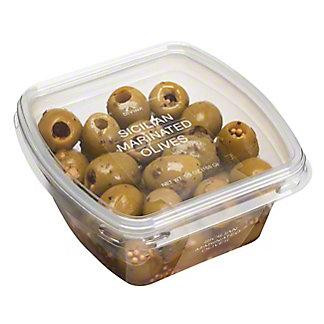 Divina Olives Herb Marinated, 4.6 OZ