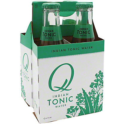 Q Drinks Indian Tonic 4 Pack, 4 ct