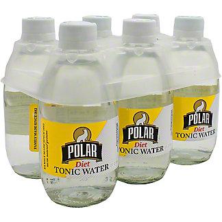 Polar Tonic Water Diet, 6 ct