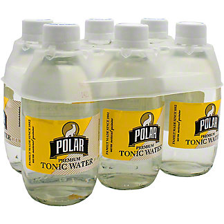 Polar Tonic Water 6 Pack, 6 ct