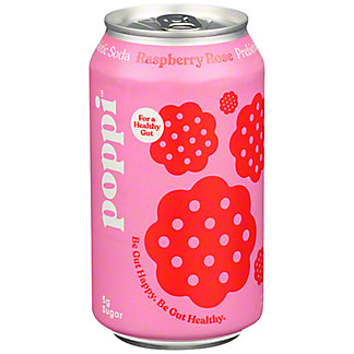 Mother Cider Vinegar Beverage Raspberry Rose, 12 OZ
