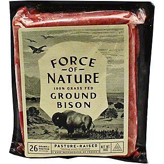 Roam Ranch Pasture Raised Ground Bison, 14 OZ