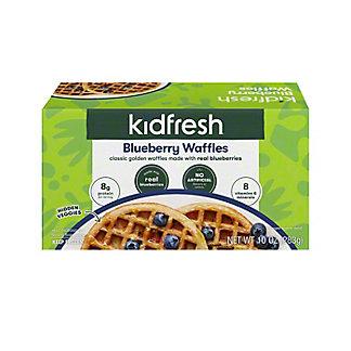 Kidfresh Blueberry Waffles, 10 oz